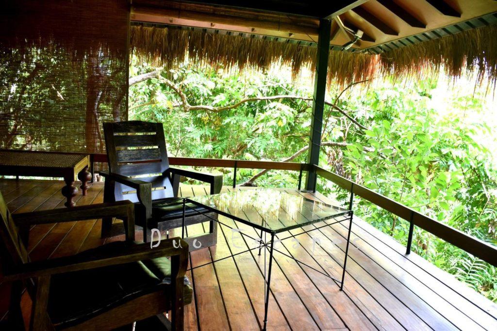 Romantic Balcony, Dwelling with Plunge Pool, Jetwing Kurulubedda