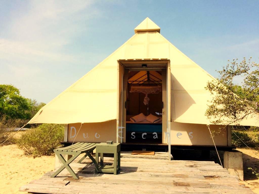 Kodev, Tent