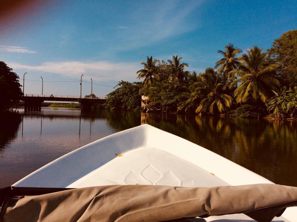 Boat Tour, Jetwing Kurulubedda