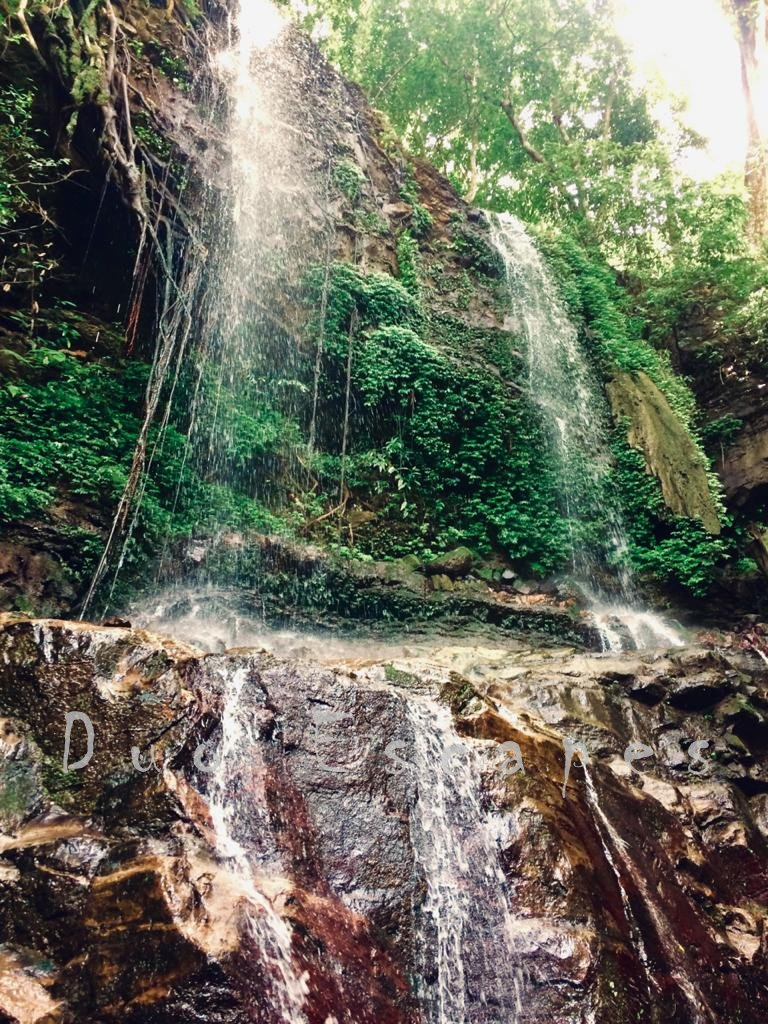 Waterfall, Hike, Duo Escapes