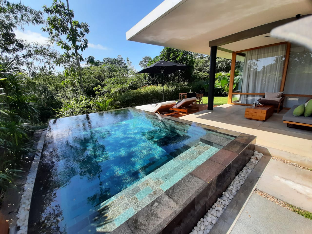 An Exclusive and Quiet Property with Forest Feels: Haritha Villas Review