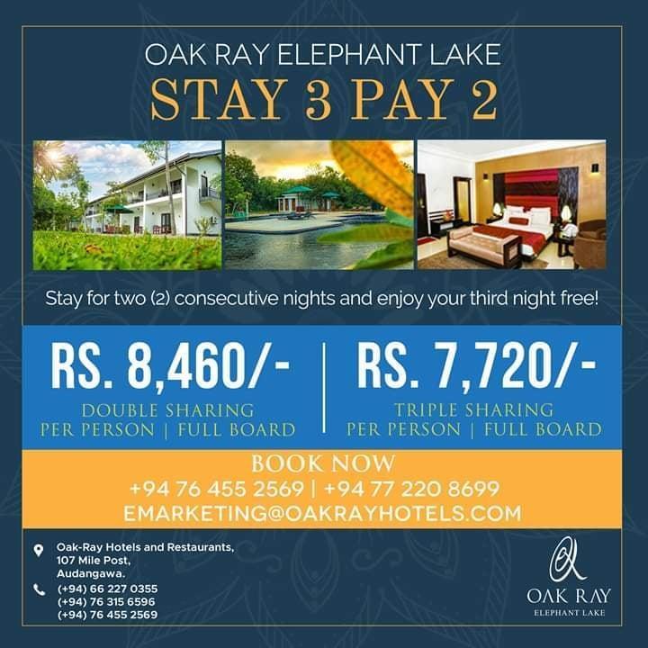 Oak Ray Elephant Lake