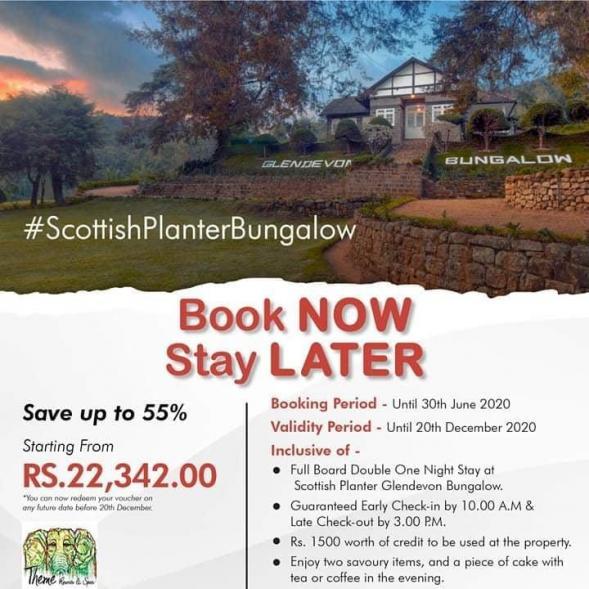Theme Resorts - Scottish Planter
